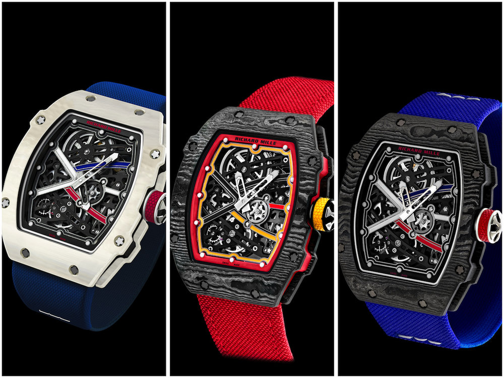 Richard Mille RM 67-02 Editions
