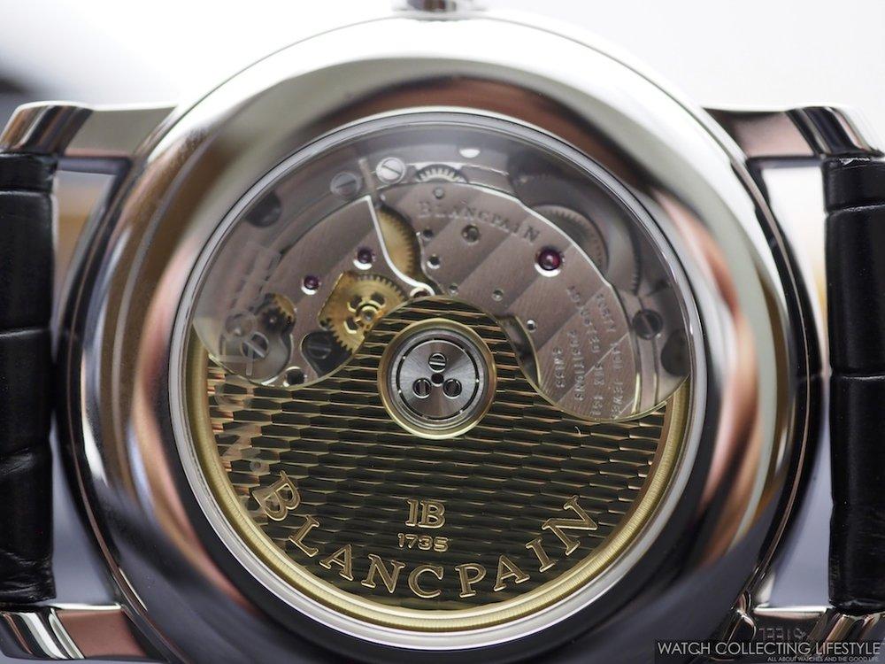 Blancpain Calibre 6950GC