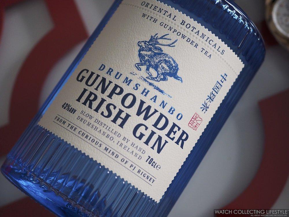 Drumshanbo Gunpowder Irish Gin WCL2