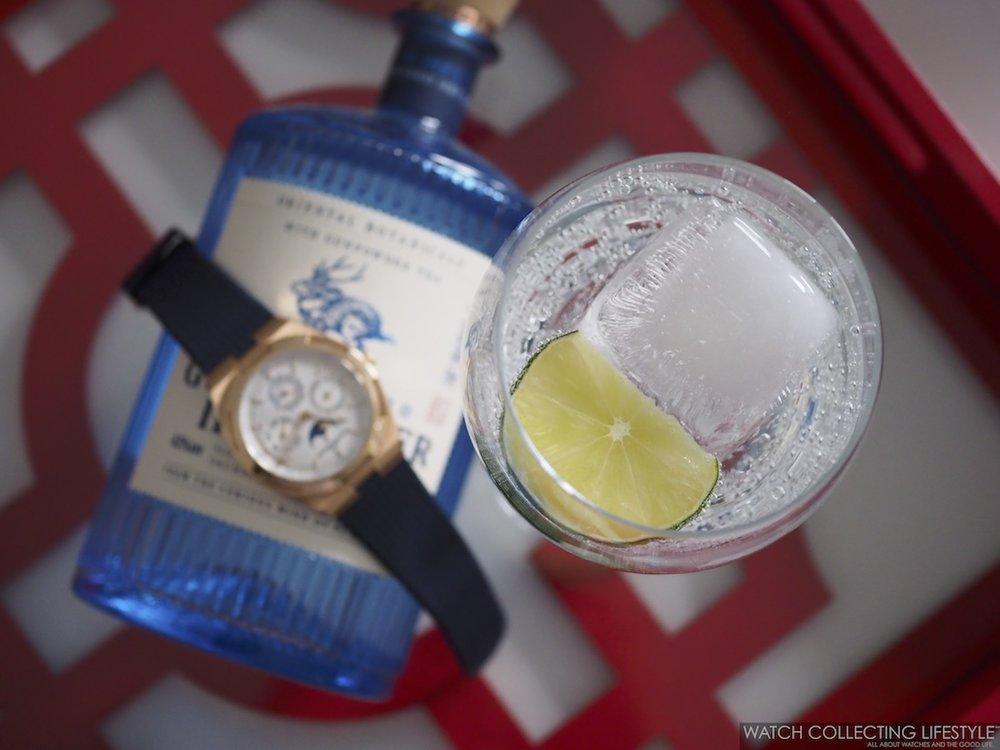 Drumshanbo Gunpowder Irish Gin Glass