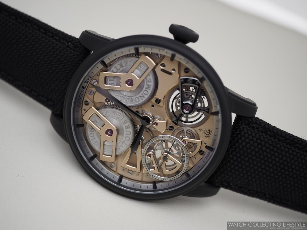 Arnold & Son Tourbillon Chronometer No. 36