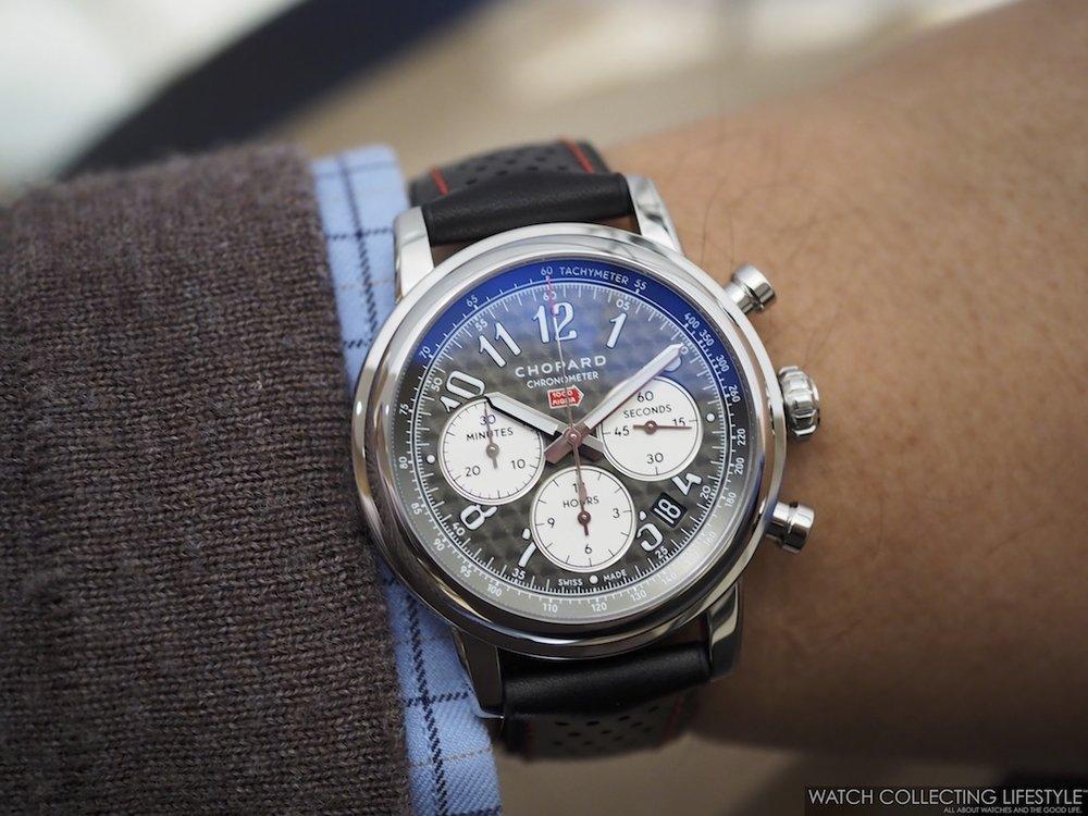 Chopard Mille Miglia Race Edition Wristshot