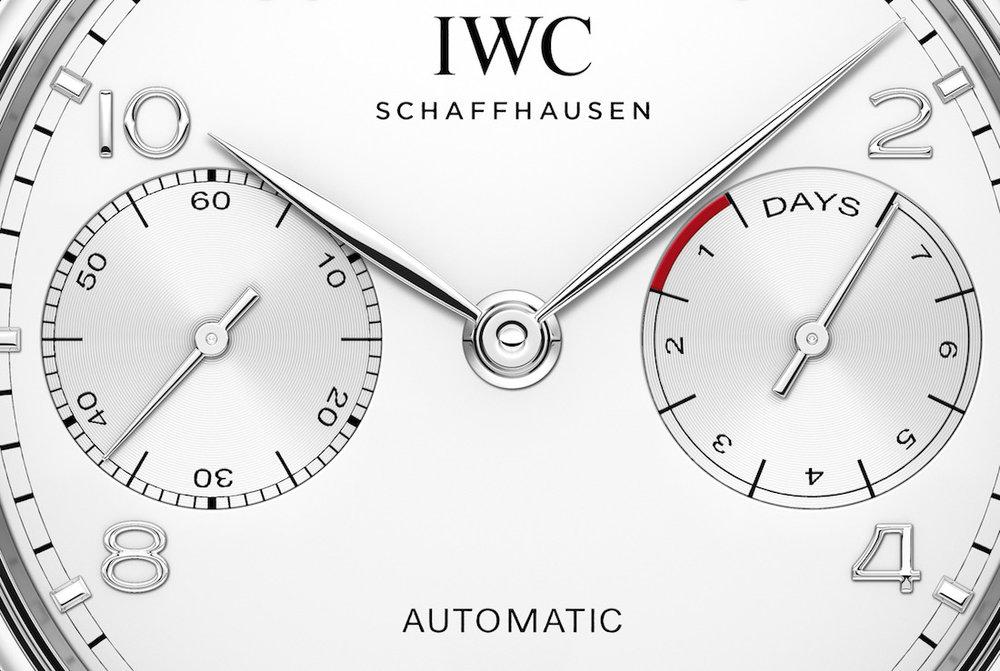 IWC Portugieser Automatic ref. IW500712