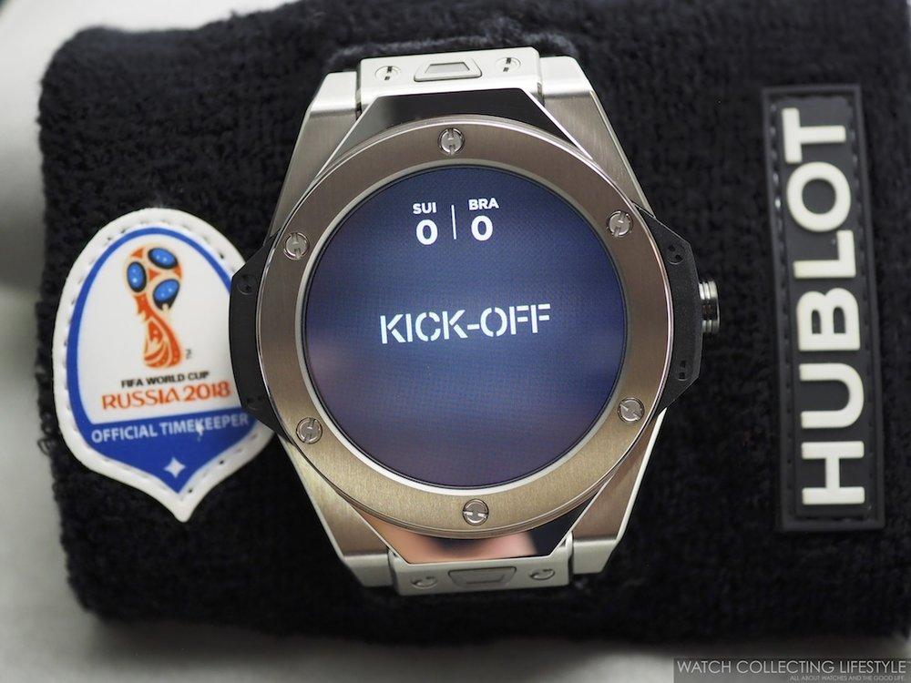 Hublot Referee FIFA 2018