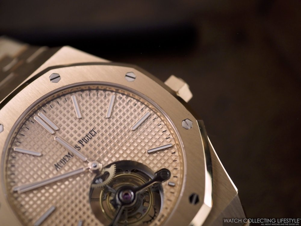 Royal Oak Tourbillon Extra-Thin Westime ref. 26515OR.OO.1220OR.01