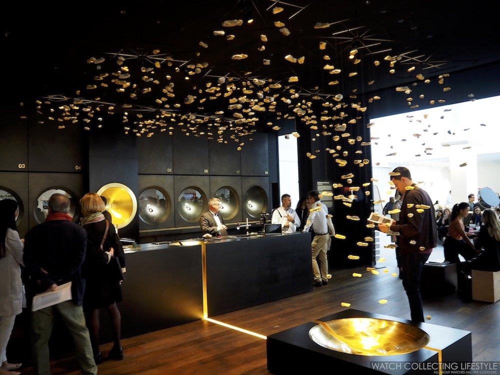 Audemars Piguet Booth Art Basel 2018 WCL