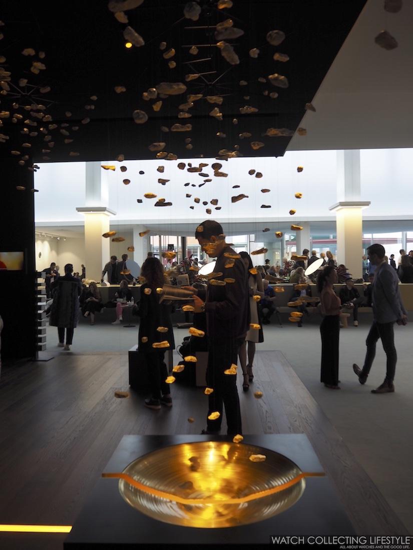 Audemars Piguet Booth Art Basel 2018 WCL2
