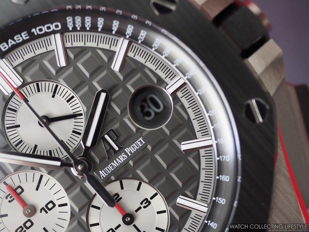 Audemars Piguet Royal Oak Offshore Chronograph 44 Titanium ref. 26400IO WCL3