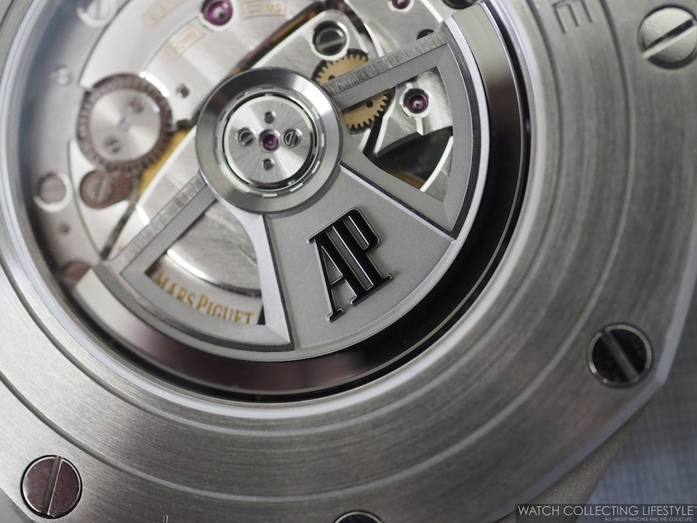 Audemars Piguet Calibre 3126/3840 Oscillating Weight