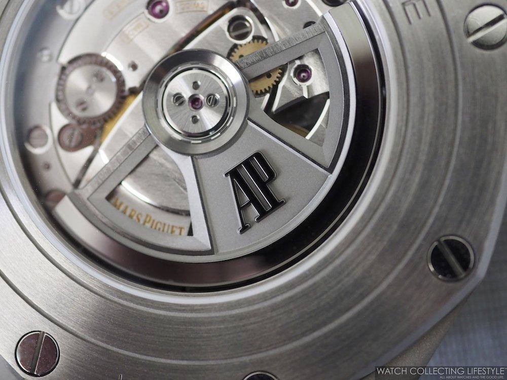 Audemars Piguet Calibre 3126/3840 Oscillating Weight