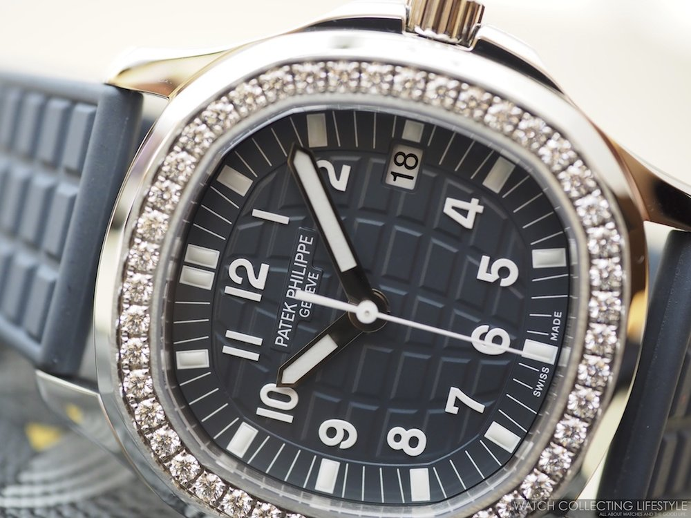 Patek Philippe Ladies Aquanaut Luce ref. 5067A