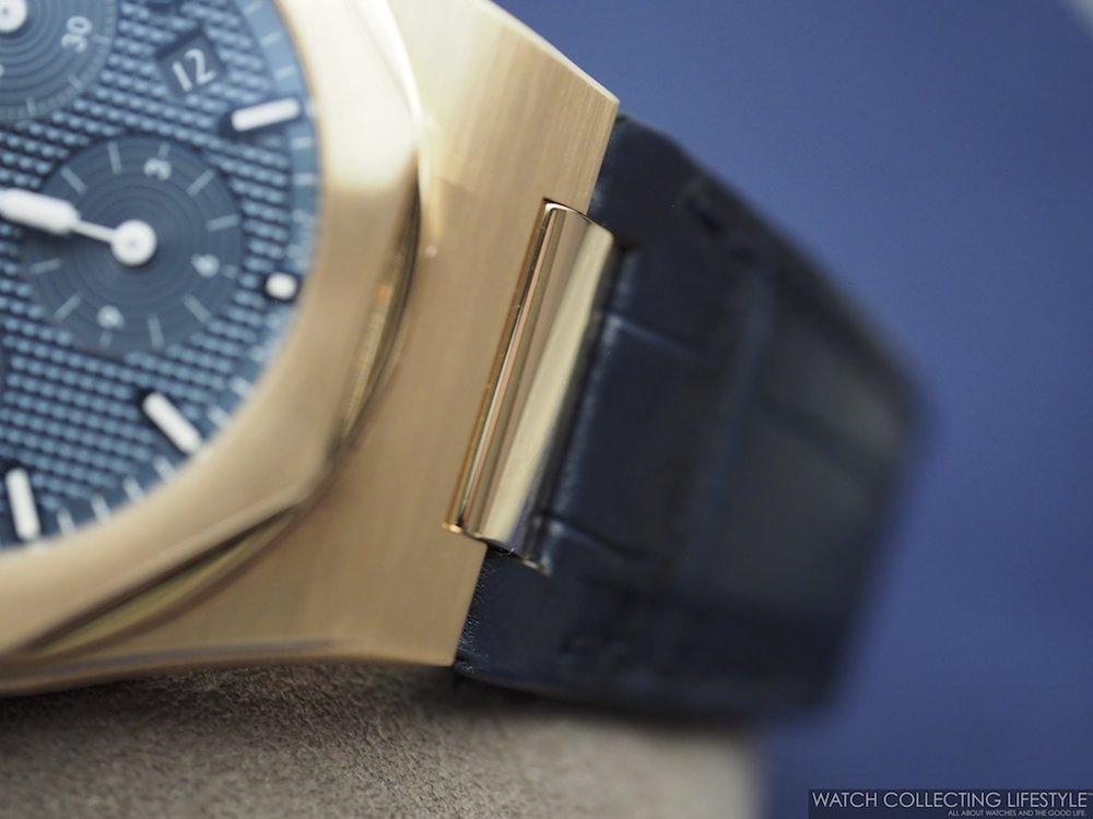 Girard-Perregaux Laureato Chronograph Gold