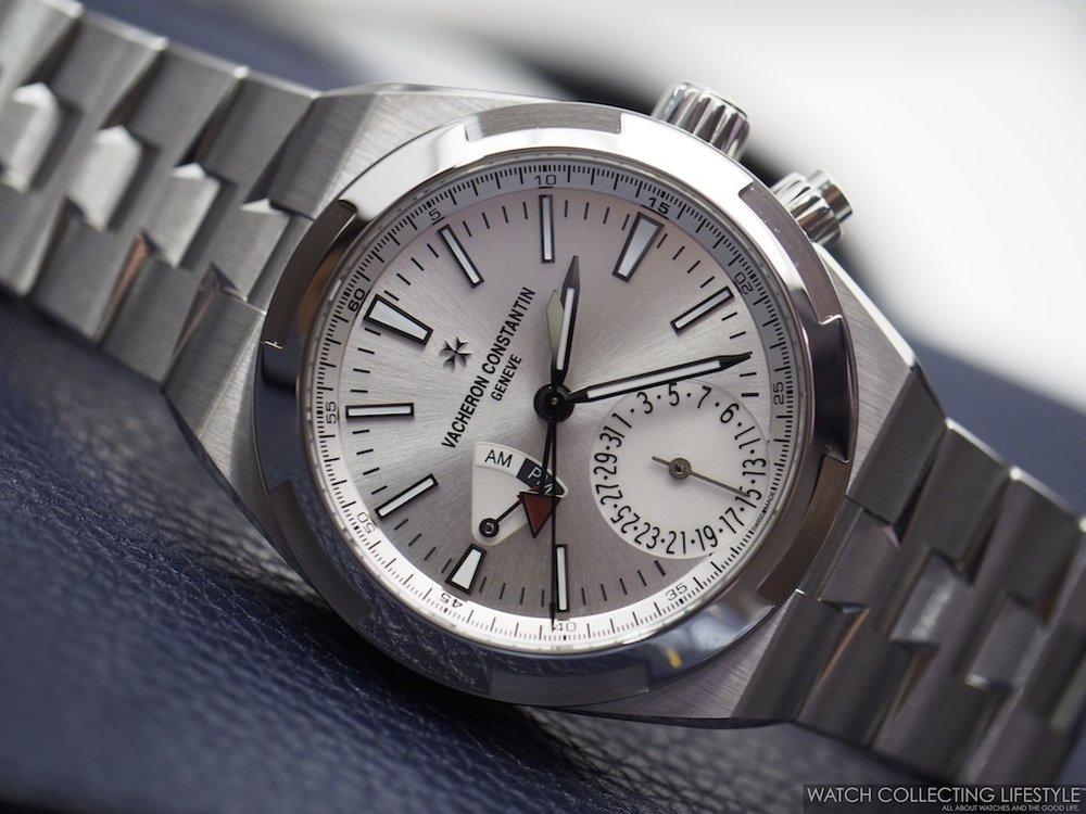 Vacheron Constantin Overseas Dual Time ref. 7900V