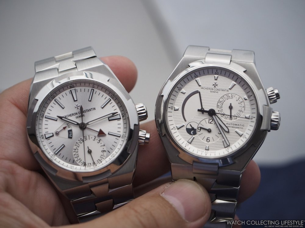 Vacheron Constantin Overseas Dual Time ref. 7900V and 47450