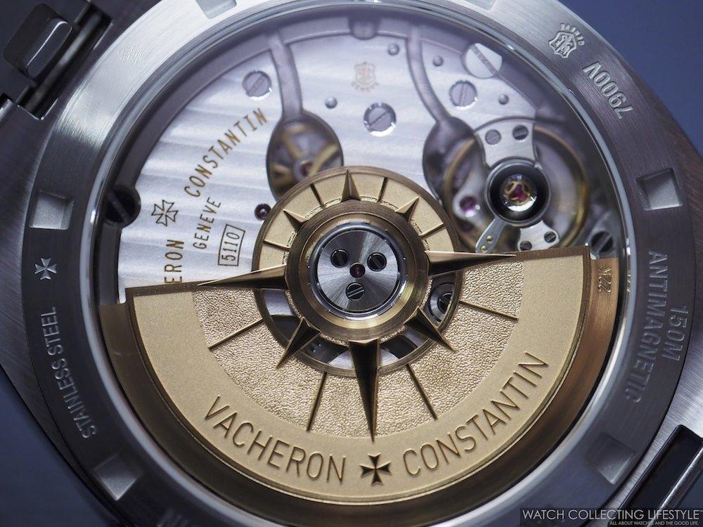 Vacheron Constantin Calibre 5110 DT