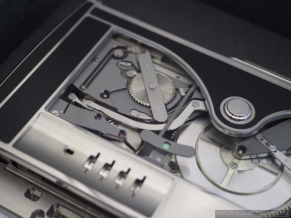 Jaquet Droz The Signing Machine