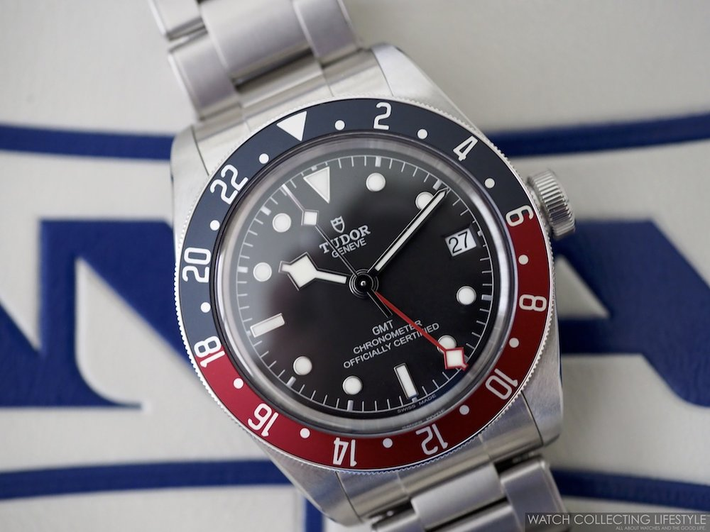 Tudor Black Bay GMT ref. M79830RB WCL 2