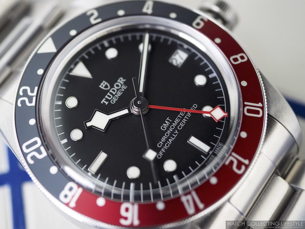 Tudor Black Bay GMT ref. M79830RB WCL 4