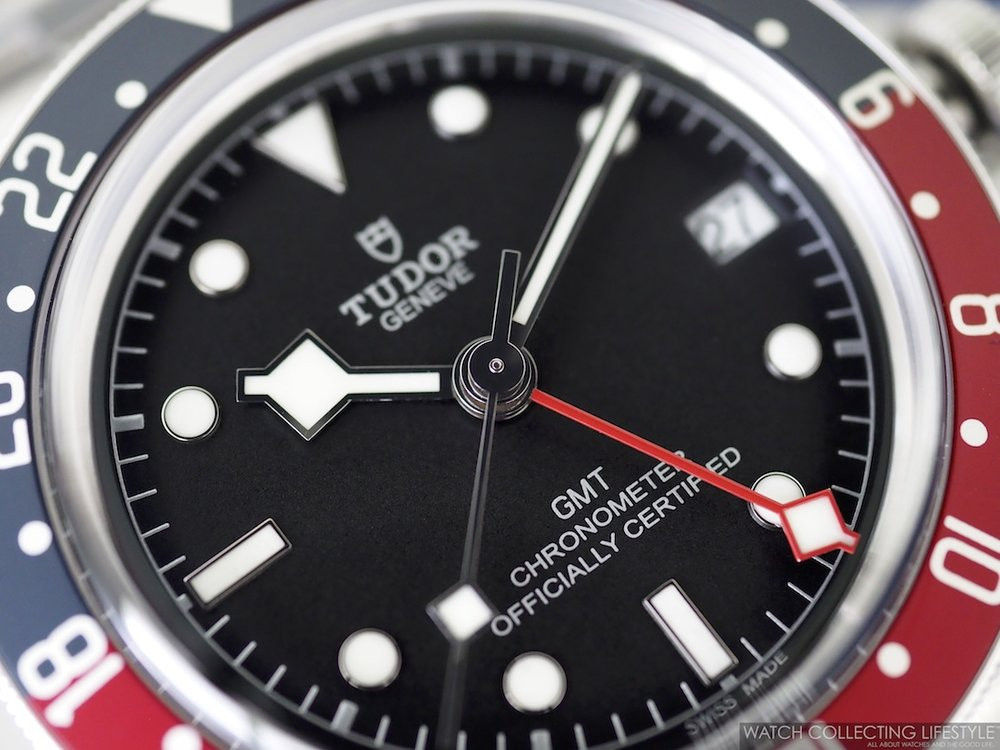 Tudor Black Bay GMT ref. M79830RB WCL