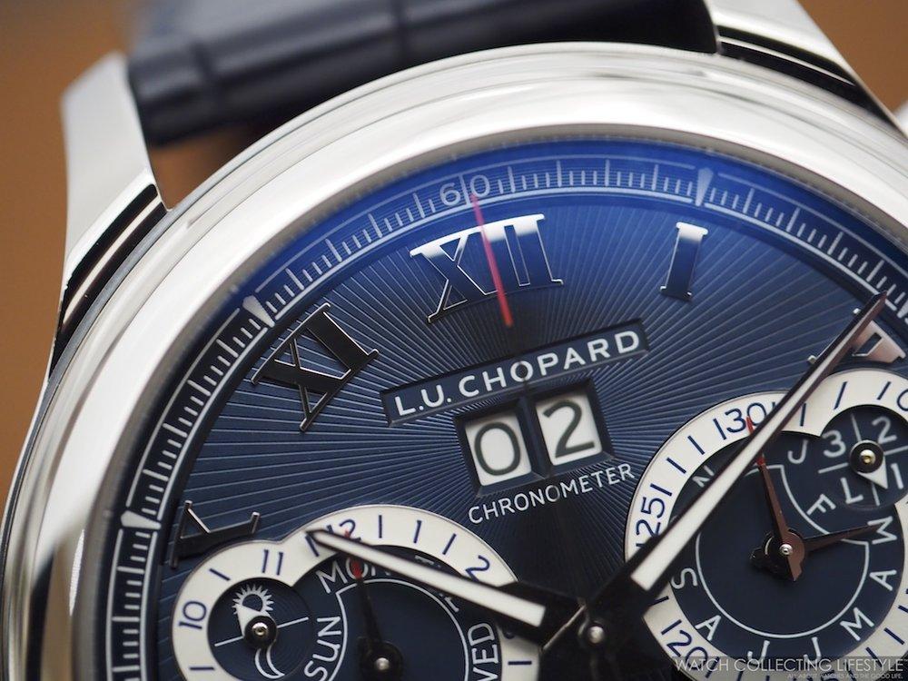 Chopard L.U.C Perpetual Chronograph Platinum