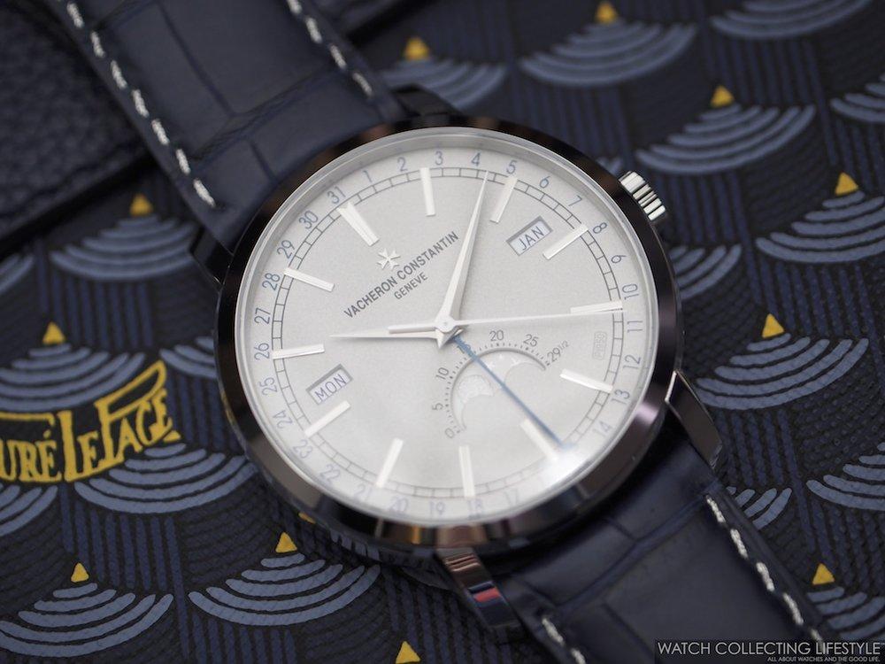 Vacheron Constantin Traditionnelle Complete Calendar ref. 4010T Platinum
