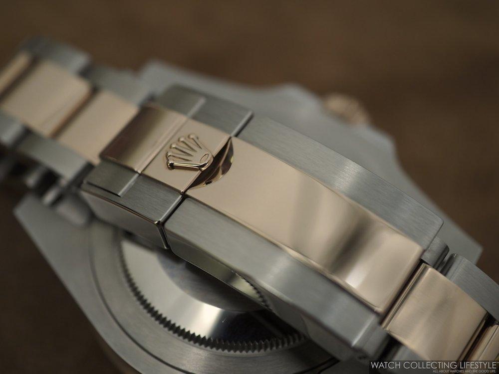 Rolex GMT Master II Everose Rolesor ref. 126711CHNR a.k.a 'Rootbeer'