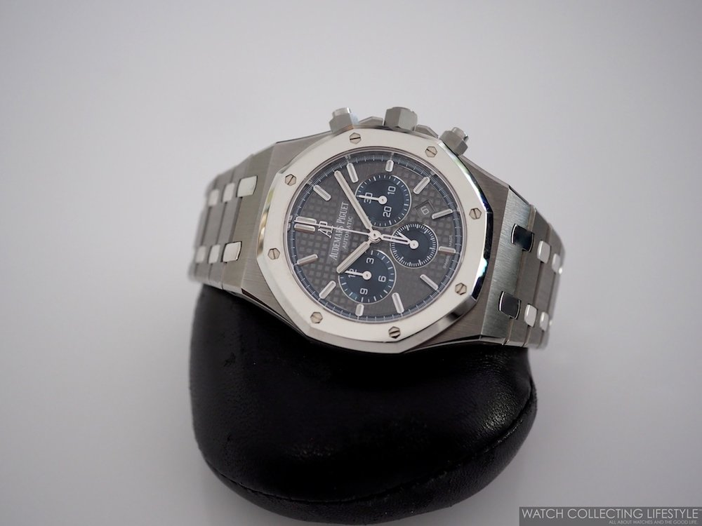 Audemars Piguet Royal Oak Chrono ref. 26331IP.OO.1220IP.01 WCL