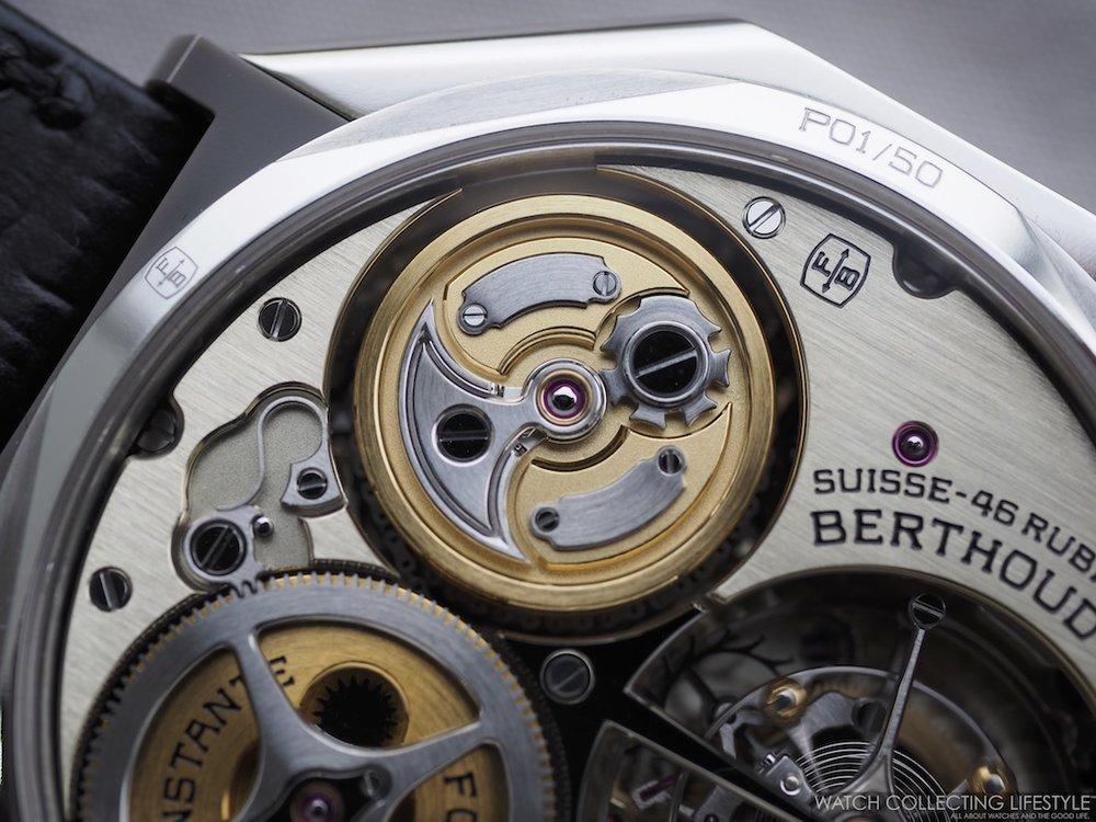 Ferdinand Berthoud Chronomètre FB1.3