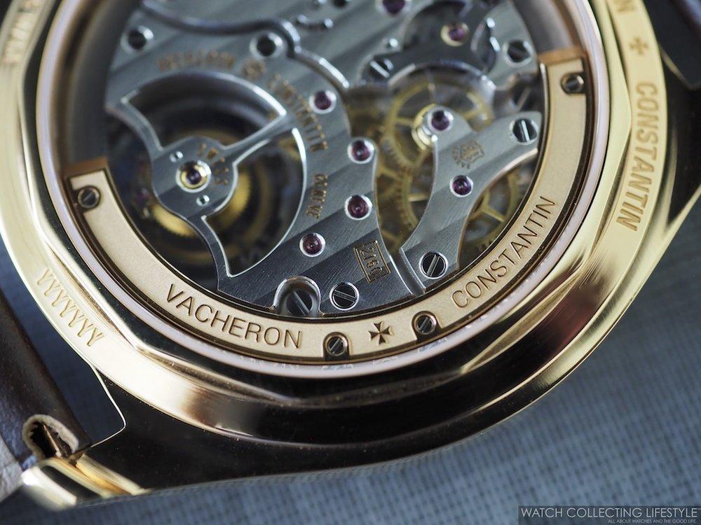 Vacheron Constantin Calibre 2160
