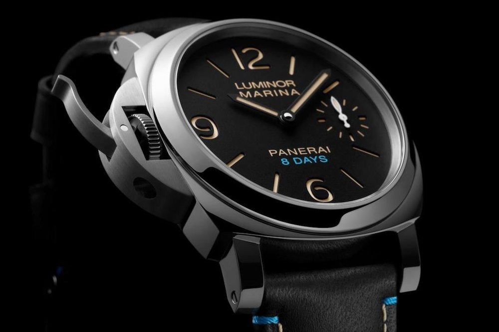 Panerai Luminor 8 Days Power Reserve Pam796