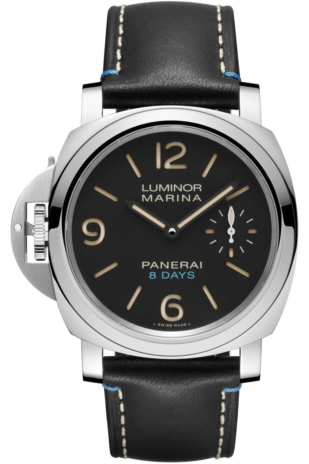Panerai Luminor 8 Days Power Reserve 'Destro' PAM796