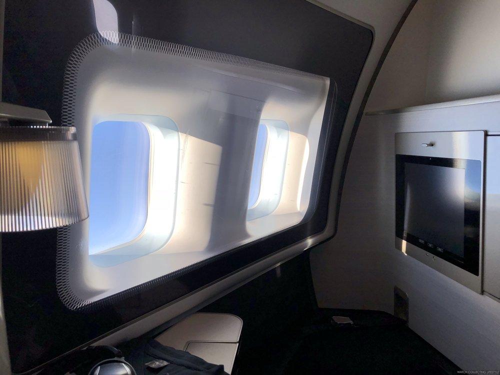 British Airways First Class Seat 1A