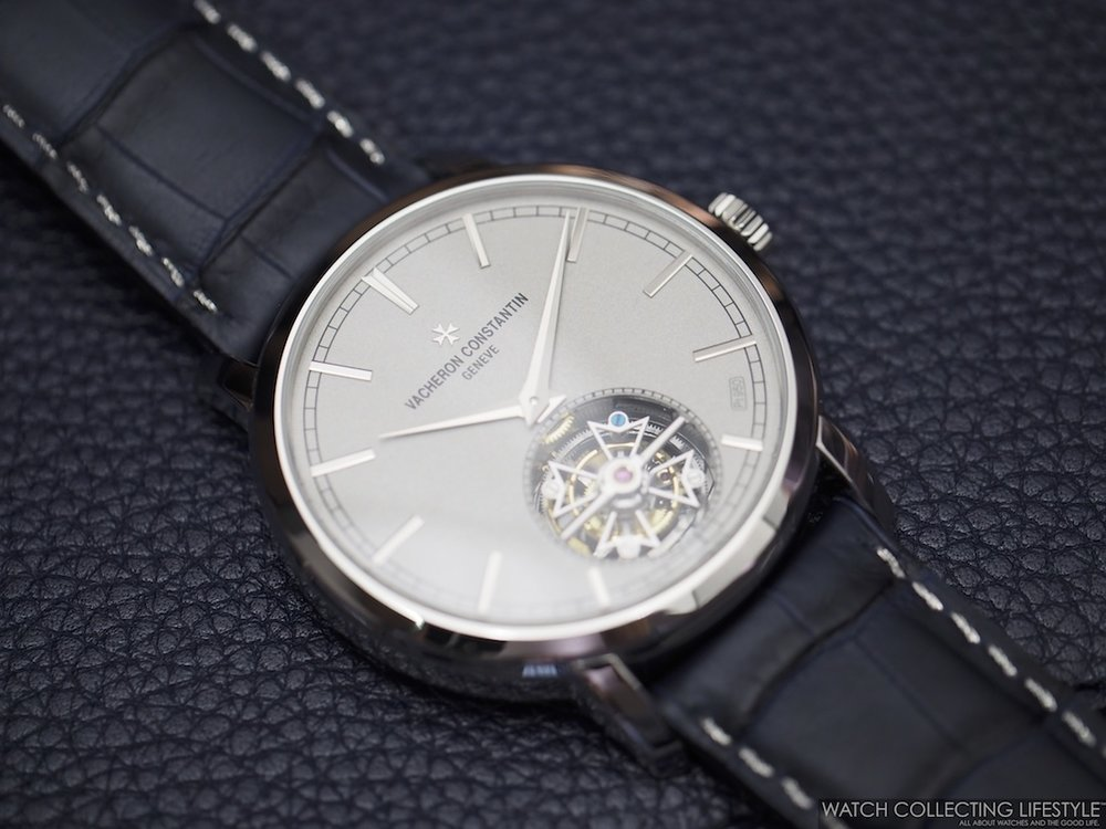 Vacheron Constantin Traditionnelle Tourbillon Collection Excellence Platine WCL