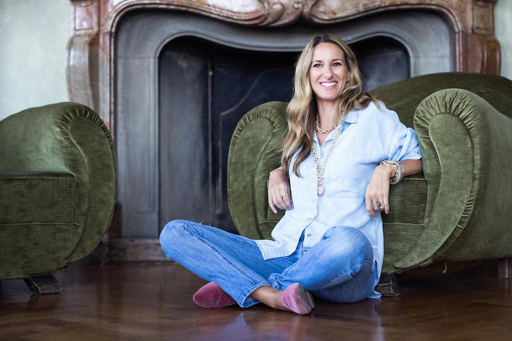 Designer Carolina Bucci