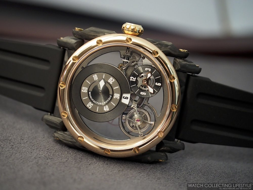 Manufacture Royale ADN WCL