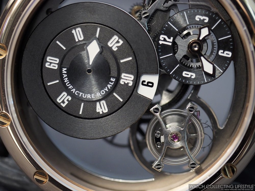 Manufacture Royale ADN WCL Macro