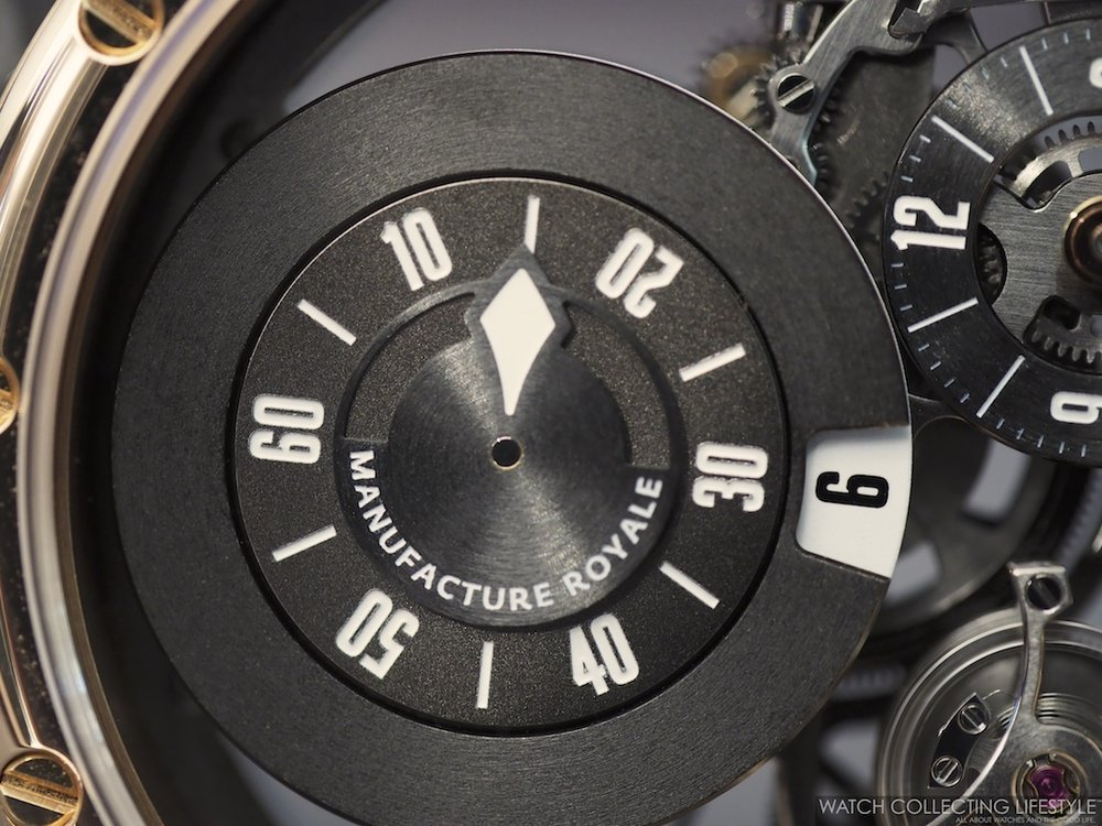 Manufacture Royale ADN WCL4