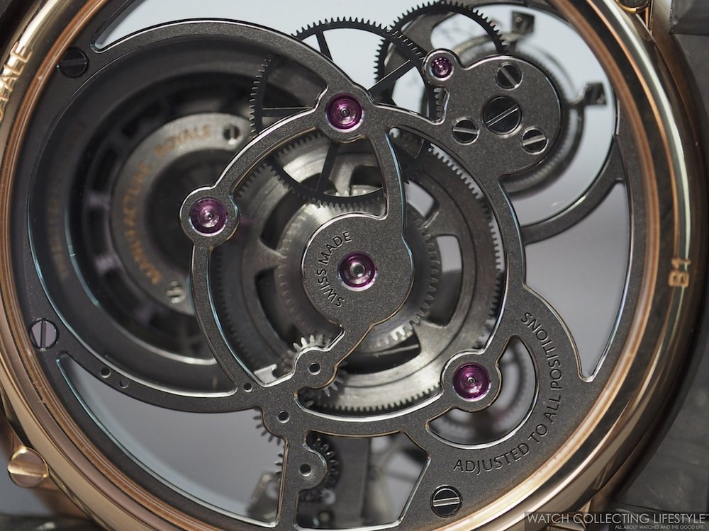 Manufacture Royale ADN WCL8