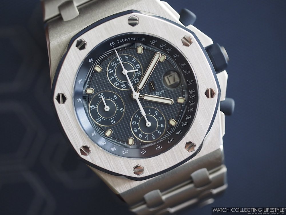 Audemars Piguet Royal Oak Offshore 'The Beast' ref. 25721ST D-Series