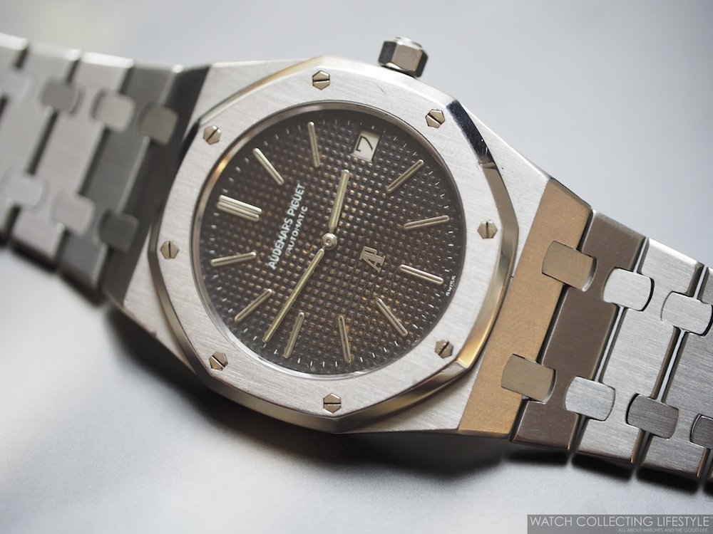 Audemars Piguet Royal Oak Jumbo ref. 5402SA A-Series