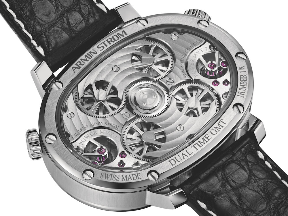 Armin Strom Dual Time Resonance WCL3
