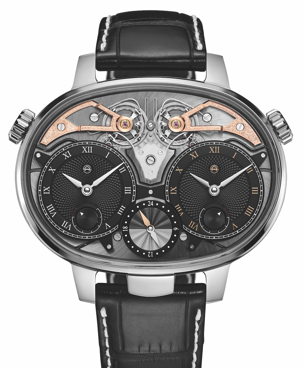 Armin Strom Dual Time Resonance WCL