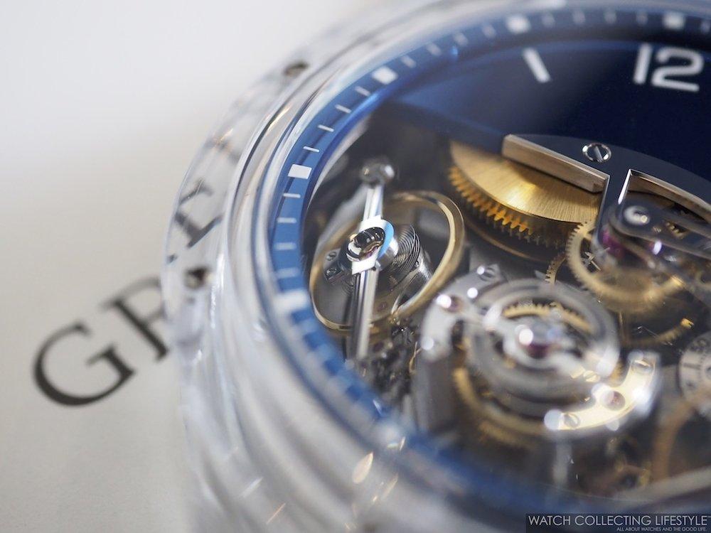 Greubel Forsey Double Balancier Sapphire WCL9