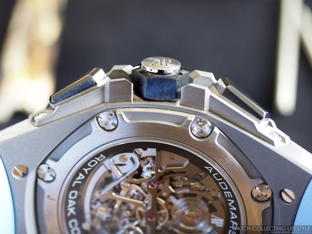 Audemars Piguet Royal Oak Concept Tourbillon Chronograph Openworked WCL2