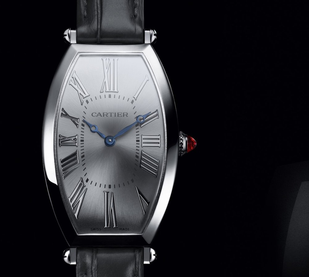 0c38d878d97 Pre-SIHH 2019  Cartier Privé Collection. Two New Watches in Platinum ...