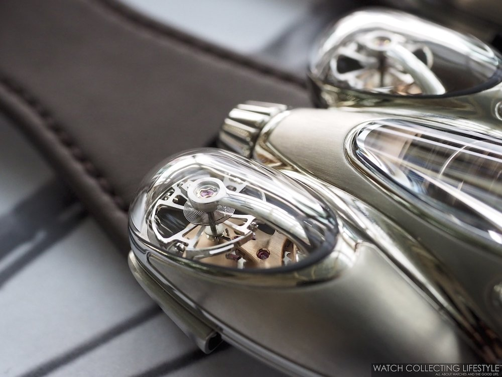 MB&F Horological Machine No. 9 'Flow' WCL