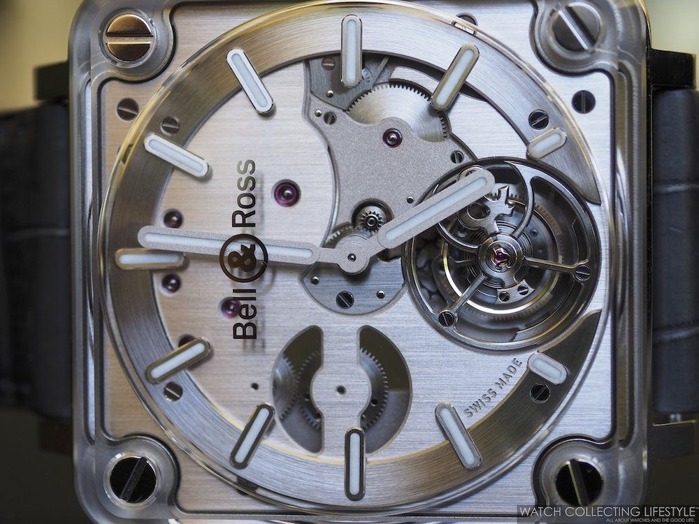 Bell & Ross BR-X2 Tourbillon Micro Rotor WCL4