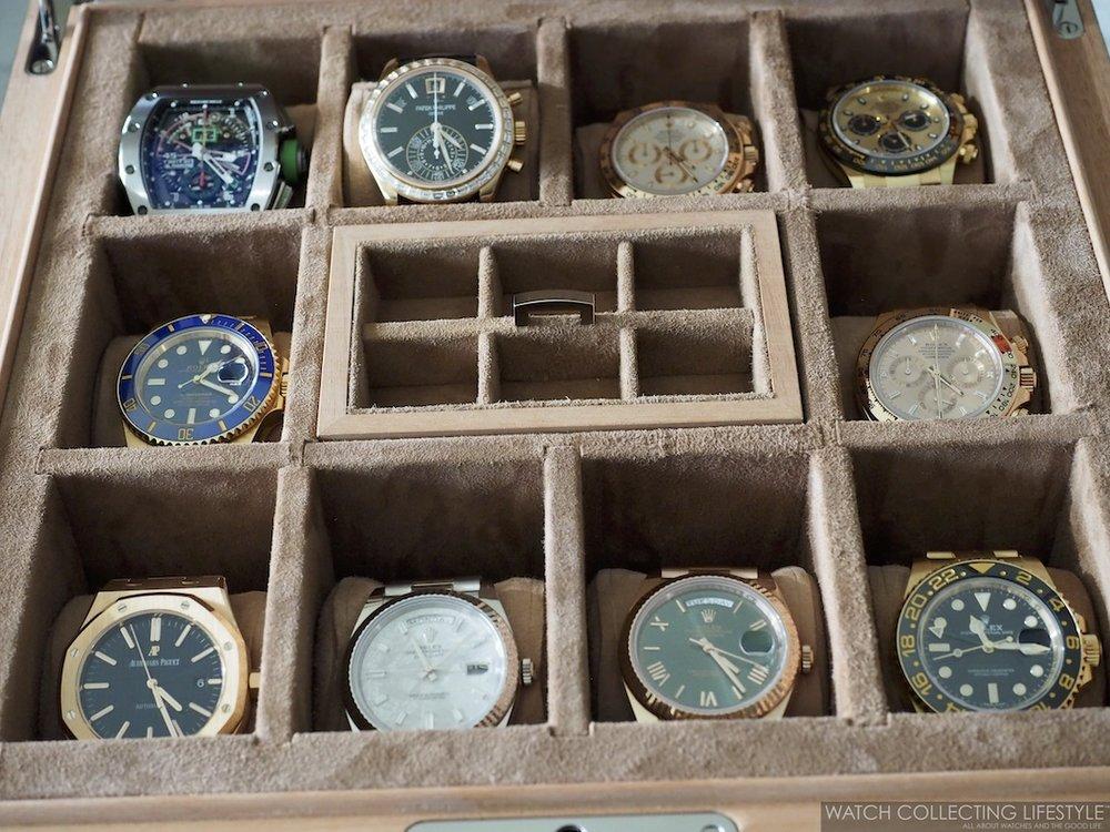 Hermès Pavage 10 Watch Box WCL