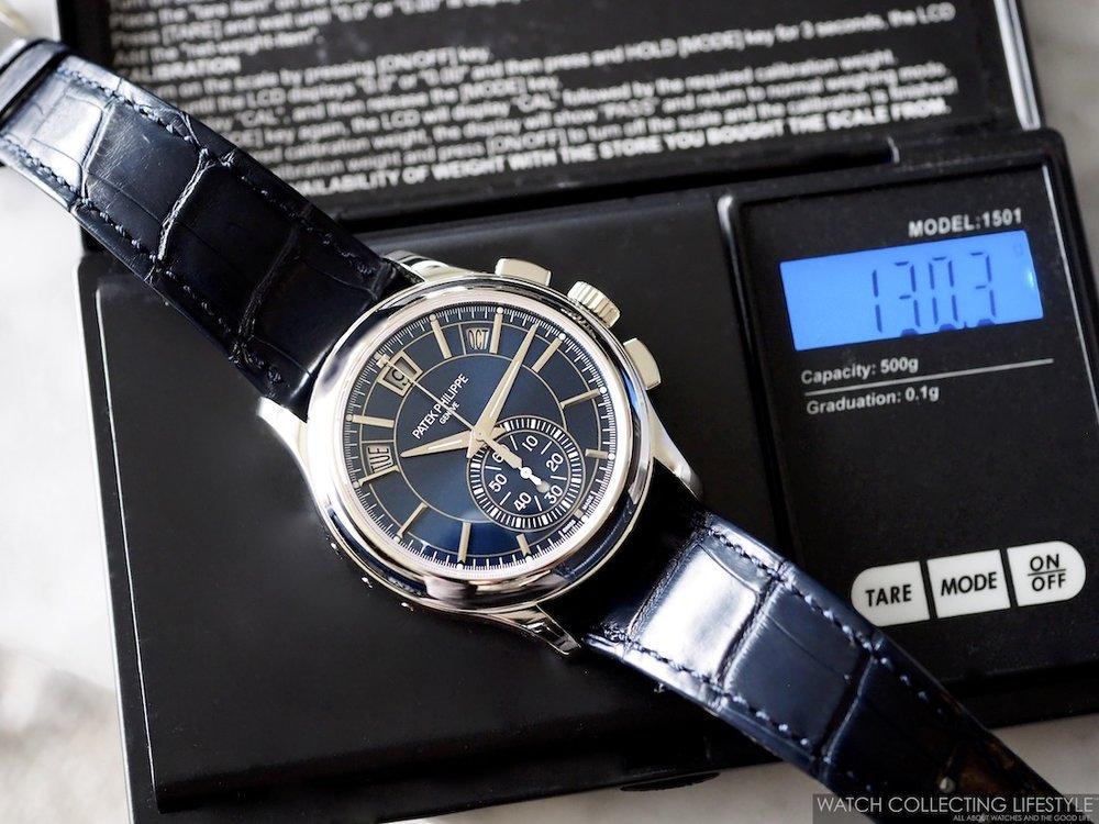Patek Philippe Annual Calendar Chronograph ref. 5905P
