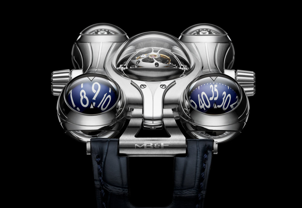MB&F Horological Machine No. 6 Final Edition